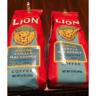 ライオン(LION)のライオンコーヒー バニラマカダミア(コーヒー)