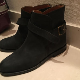 コールハーン(Cole Haan)のすてーき様 専用 コールハーン スウェードブーツ 8 1/2M(約28cm)(ブーツ)