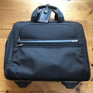 7acbede3dd TUMI - TUMI スーツケース トゥミ アルファ ブラボー 中古の通販 by ...