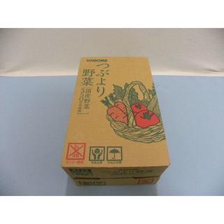 カゴメ(KAGOME)のつぶより野菜(野菜ジュース) 1箱:195g×15(その他)