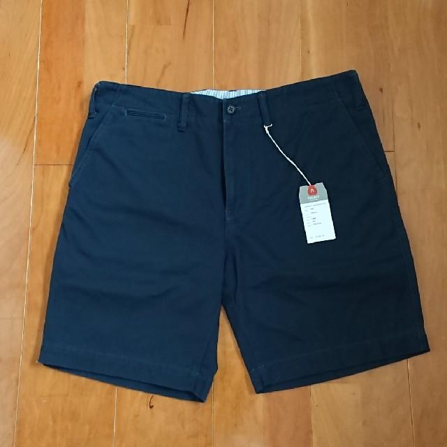 DELUXE(デラックス)のDELUXE 新品 ハーフパンツ メンズのパンツ(ショートパンツ)の商品写真