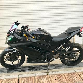 カワサキ(カワサキ)のカワサキNinja250ニンジャ250人気のエボニーブラック期間限定出品 (車体)