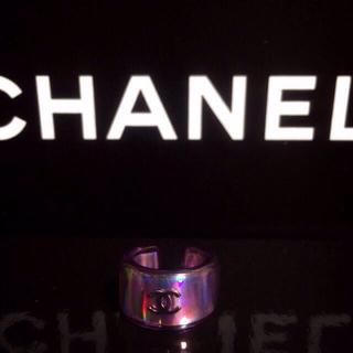 シャネル(CHANEL)の薔薇ちゃん様専用☆CHANEL正規品指輪(リング(指輪))