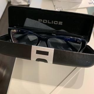 ポリス(POLICE)のメガネとケース(サングラス/メガネ)