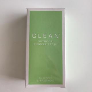 クリーン(CLEAN)のクリーン アウトドアシャワーフレッシュ 60ml オードパルファム 新品未使用品(ユニセックス)