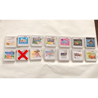 ニンテンドー3DS(ニンテンドー3DS)の3DS ソフト(家庭用ゲームソフト)