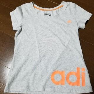 アディダス(adidas)のadidas 半袖Tシャツ Sサイズ(Tシャツ/カットソー(半袖/袖なし))