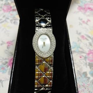 ディオール(Dior)のCHRISTIAN  DIOR ダイア腕時計(腕時計)