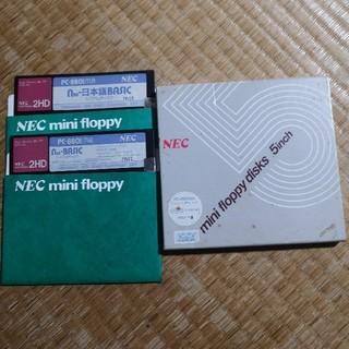 エヌイーシー(NEC)の[ana専用]pc-8801maシステムディスク(PCゲームソフト)