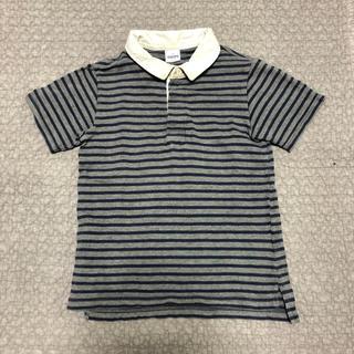 シップス(SHIPS)のSHIPS 120 ボーダーポロシャツ(Tシャツ/カットソー)