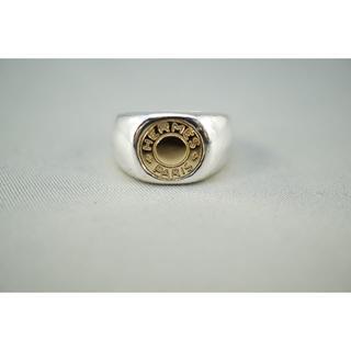 エルメス(Hermes)のHERMES エルメス K18/SV925 セリエリング(リング(指輪))