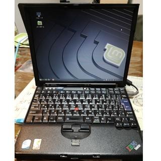 レノボ(Lenovo)のThinkpad X60(ノートPC)