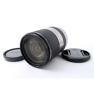 タムロン(TAMRON)のD27★TAMRON 18-200mm B011 Sony Eマウント#2135(レンズ(ズーム))