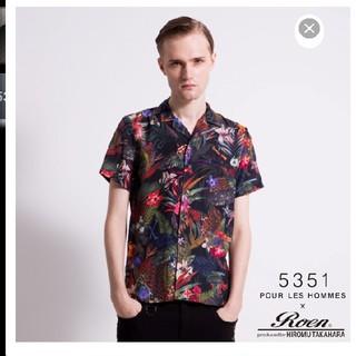 ロエン(Roen)の【葉さん専用】Roen×5351 コラボアロハシャツ(シャツ)
