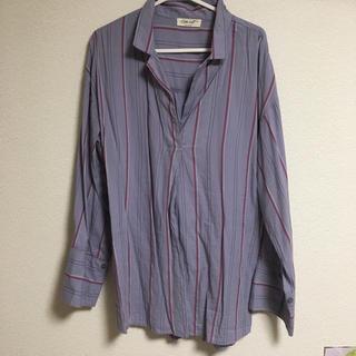 ad35e71362729 セポ ストライプシャツ シャツ ブラウス(レディース 長袖)の通販 47点 ...