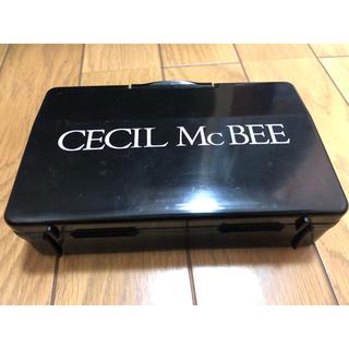 セシルマクビー(CECIL McBEE)の【最終SALE】CECIL McBEE 文房具マルチケース&文房具(その他)