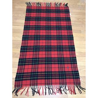 ラルフローレン(Ralph Lauren)のラルフローレン ブランケット 毛布(毛布)