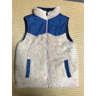 a16d255eae491 タケオキクチ(TAKEO KIKUCHI)のタケオキクチのベスト(ジャケット 上着)