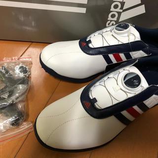 アディダス(adidas)のアディダス ゴルフシューズ 新品(シューズ)