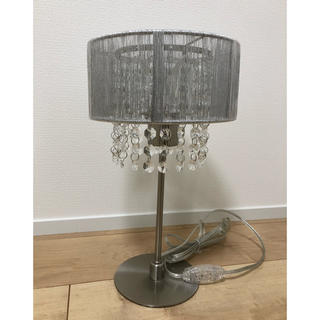 フランフラン(Francfranc)のFrancfranc  テーブルランプ シャンデリア 照明(テーブルスタンド)