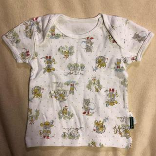 アフタヌーンティー(AfternoonTea)の新品 アフターヌーンティー ベビー肌着 Tシャツ(Tシャツ)