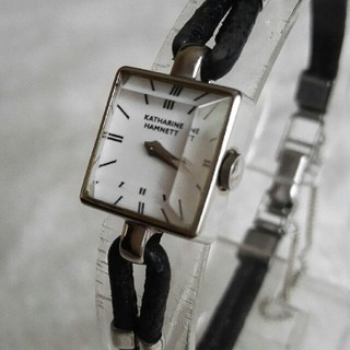 キャサリンハムネット(KATHARINE HAMNETT)のキャサリンハムネット腕時計  レディースクォーツ(腕時計)