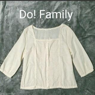 ドゥファミリー(DO!FAMILY)のドゥファミリー ブラウス(シャツ/ブラウス(長袖/七分))
