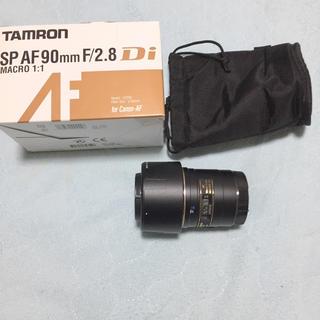 タムロン(TAMRON)のタムロン sp af 90mm f2.8 マクロ(レンズ(単焦点))