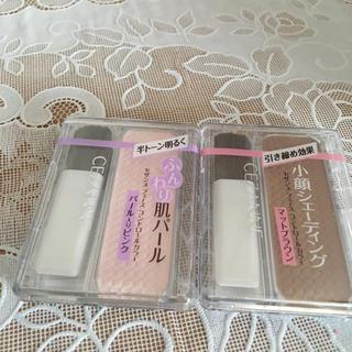 セザンヌケショウヒン(CEZANNE(セザンヌ化粧品))の新品♡セザンヌ♡ハイライト・シェーディング2点セット(フェイスカラー)
