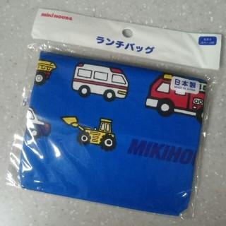 ミキハウス(mikihouse)のミキハウス☆ランチバック☆(ランチボックス巾着)