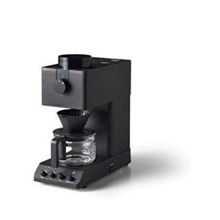 ツインバード(TWINBIRD)のツインバード 全自動コーヒーメーカー ブラックTWINBIRD CM-D457B(コーヒーメーカー)