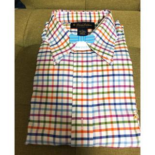 ブルックスブラザース(Brooks Brothers)のカッターシャツ チェック ブルックスブラザーズ(シャツ)