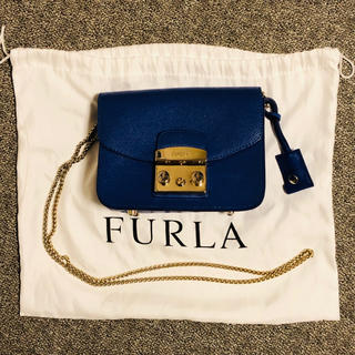 フルラ(Furla)の美品 フルラ FURLA メトロポリス バッグ クラッチ(クラッチバッグ)