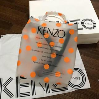ケンゾー(KENZO)の最新 Kenzo バッグ(トートバッグ)