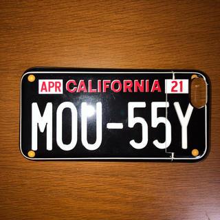 マウジー(moussy)のmoussy iPhone case(iPhoneケース)