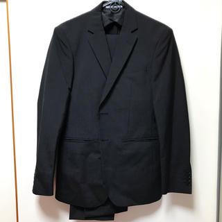 オリヒカ(ORIHICA)のORIHICA スーツ セットアップ 黒ストライプ(セットアップ)