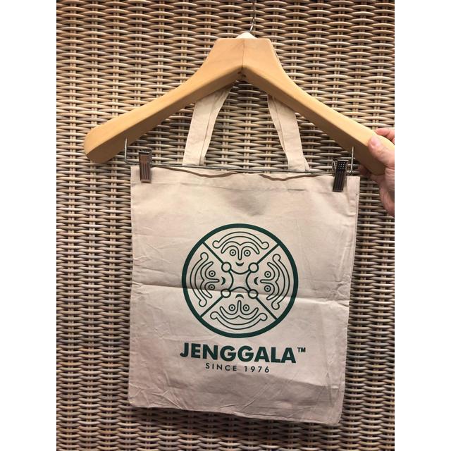 Jenggala(ジェンガラ)の☆新品☆JENGGALA  エコバッグ  バリ レディースのバッグ(エコバッグ)の商品写真