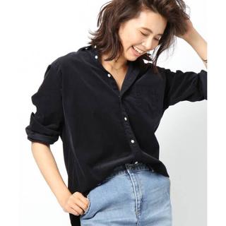 バンヤードストーム(BARNYARDSTORM)のBARNYARD STORM コーデュロイ2WAYシャツ(シャツ/ブラウス(半袖/袖なし))