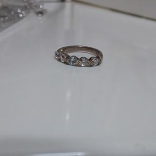 シルバー 925 リング 3号 ストーンマーケット 天然石 (リング(指輪))