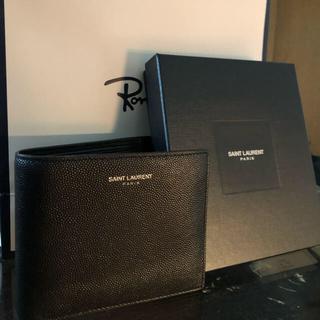 サンローラン(Saint Laurent)のサンローラン 財布 札入れのみ(長財布)