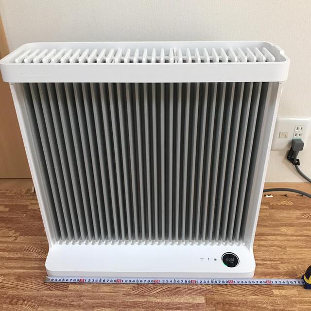 BALMUDA(バルミューダ)のSmart Heater 2 Wi-Fiモデル 動作確認済み スマホ/家電/カメラの冷暖房/空調(電気ヒーター)の商品写真
