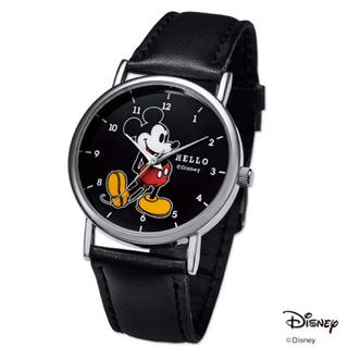 ディズニー(Disney)のmini ミニ 2019年 6月号 【付録】 ミッキーマウス 腕時計(ファッション)