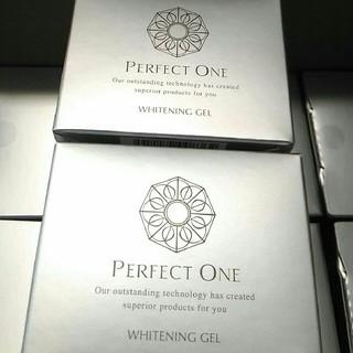 パーフェクトワン(PERFECT ONE)の3月到着 2個セット パーフェクトワン ラフィネ オールインワンゲル(オールインワン化粧品)
