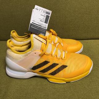 アディダス(adidas)の新品タグ付き*adidas adizero ubersonic2*(シューズ)