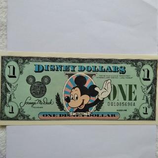 ディズニー(Disney)のディズニー ドル紙幣(貨幣)