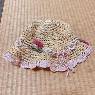 マザウェイズ(motherways)のマザウェイズ  女の子  帽子(帽子)