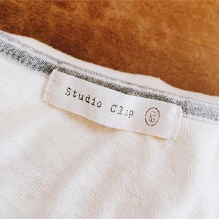 スタディオクリップ(STUDIO CLIP)のstudio CLIP 柔らかロンT(Tシャツ/カットソー(七分/長袖))
