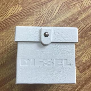 ディーゼル(DIESEL)のDIESEL 時計 空箱(ショップ袋)
