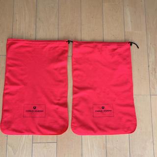 シャルルジョルダン(CHARLES JOURDAN)のシャルルジョルダン シューズ袋2枚(ハイヒール/パンプス)