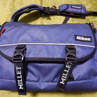 ニコン(Nikon)のNikon×MILLET アクティブメッセンジャーバッグ (登山用品)